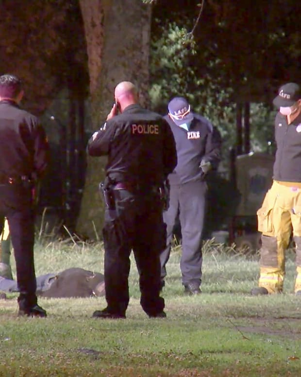 Man Found Hanging in Sycamore Grove Park