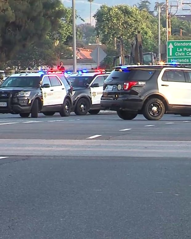 La Puente Deputy-Involved Shooting