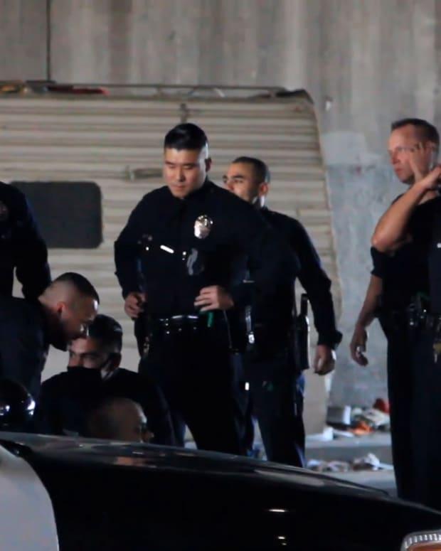Sun Valley Felony Suspect Pursuit