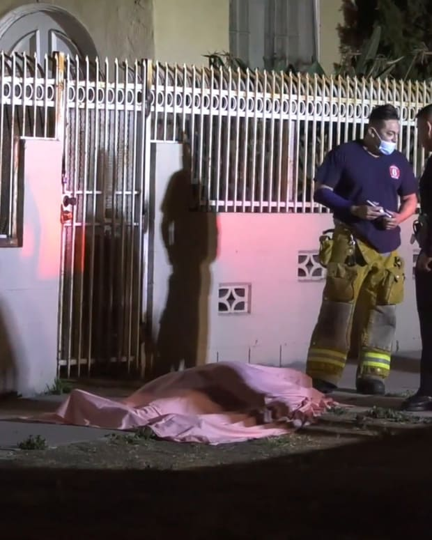 Body  Discovered in East Hollywood_1