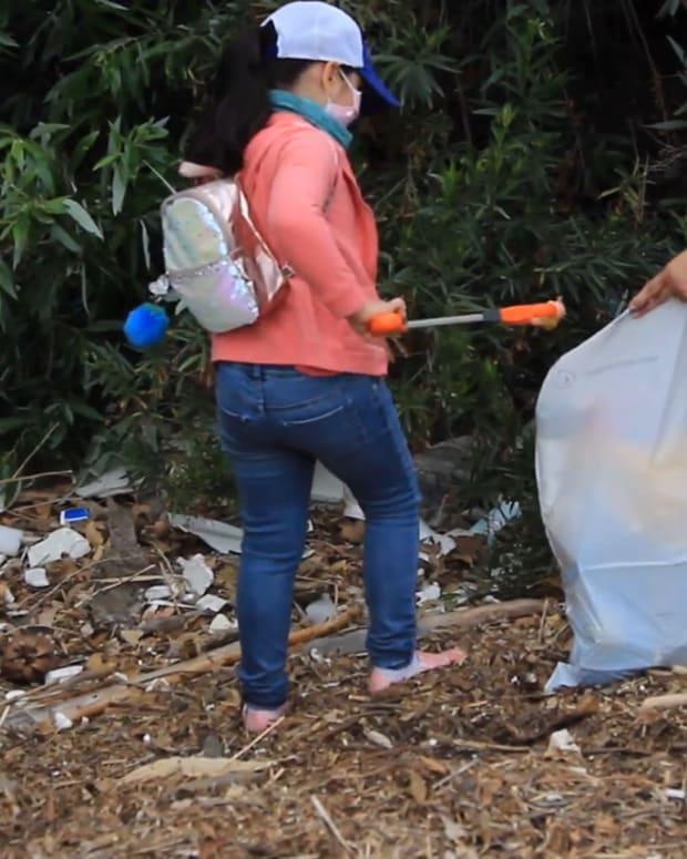 L.A. River Clean-Up