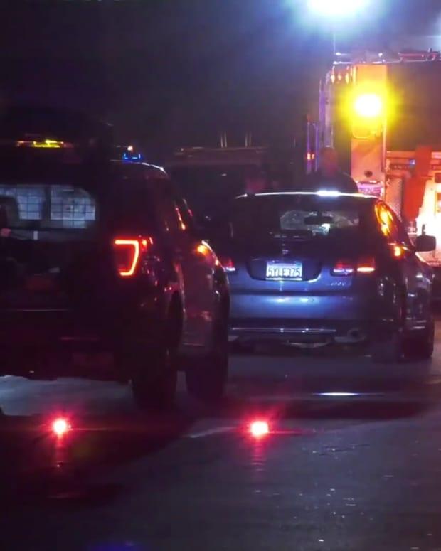 Sun Valley Fatal Auto vs Ped on Vineland Avenue