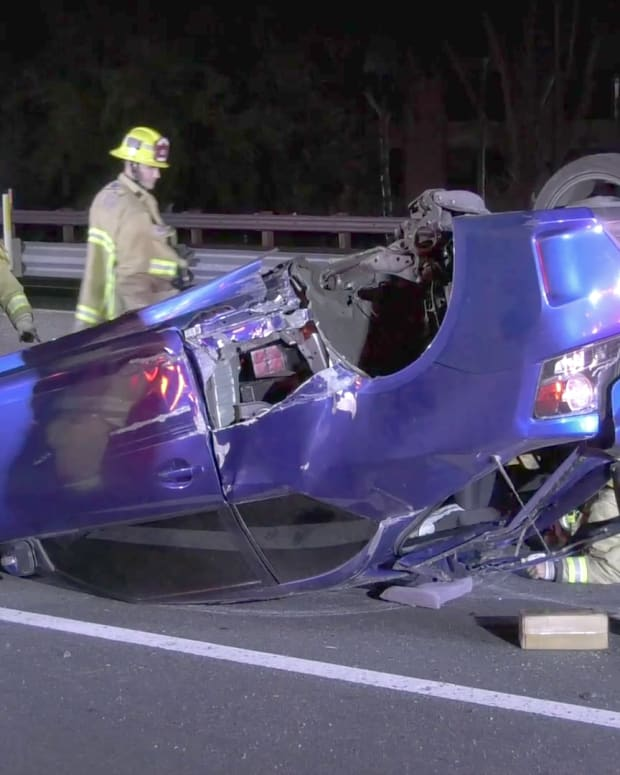 101 Vehicle Rollover