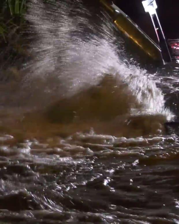 Otsego Street Water Main Break