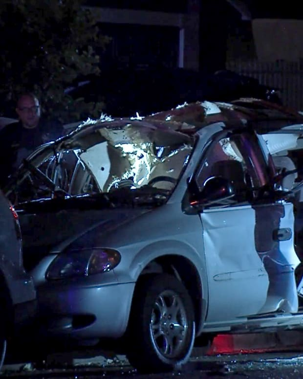Vehicle Explosion on Kingsley Street