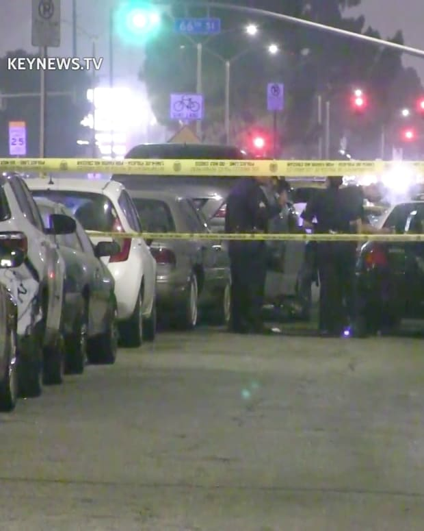 1 Killed in Vermont-Slauson Shooting