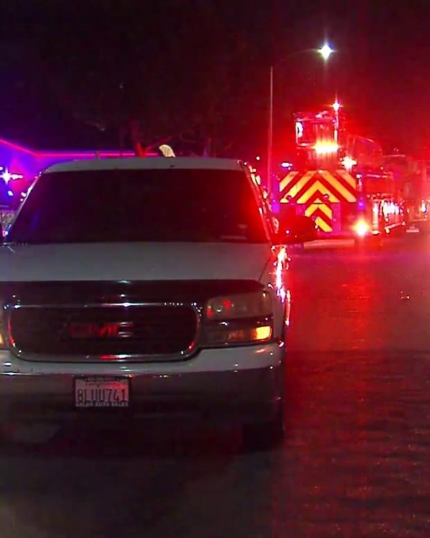 Motorcyclist Found Shot in Pomona