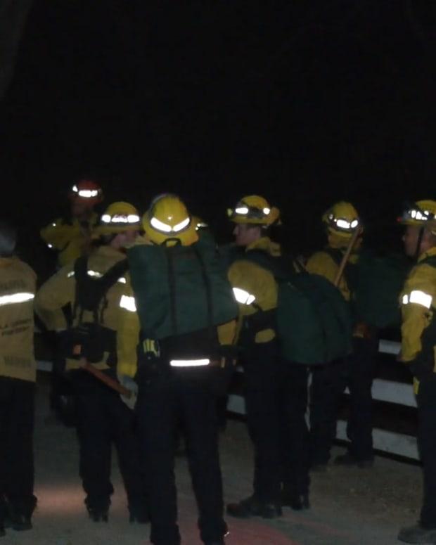Altadena Brush Fire Arson Suspect Arrested