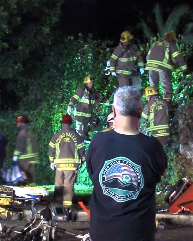 Chino Fatal Car Crash
