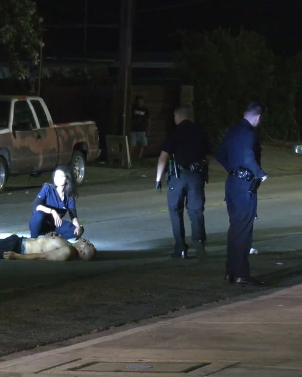 Panorama City Shooting Leaves One Wounded