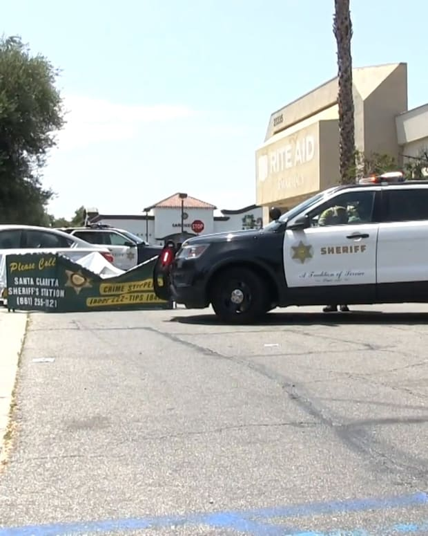 Sheriff's Department is Investigating Death of Person Found in Car