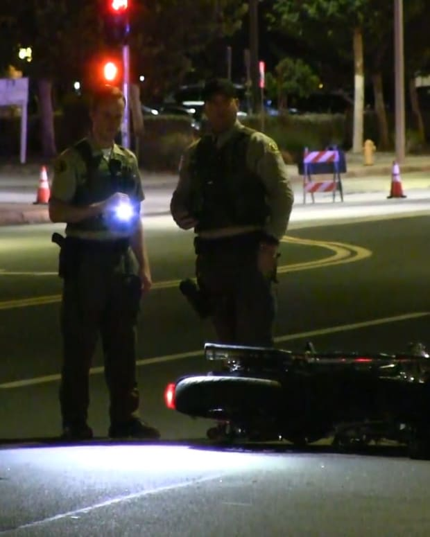 Fatal Motorcycle Collision in Lancaster