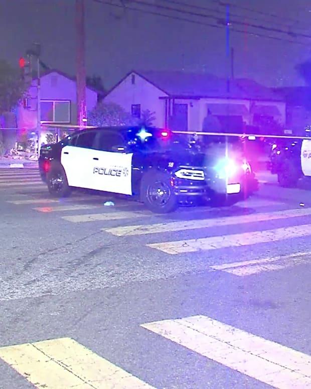 Homicide Investigation in Pomona