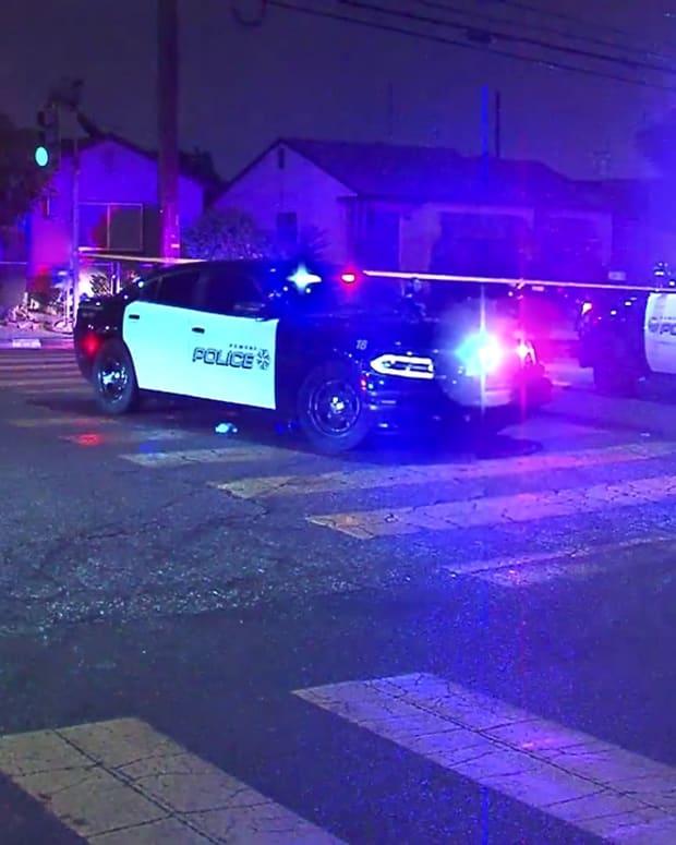 Reservoir Street Shooting in Pomona