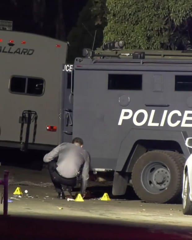 Deputy Fatally Shot in Wasco
