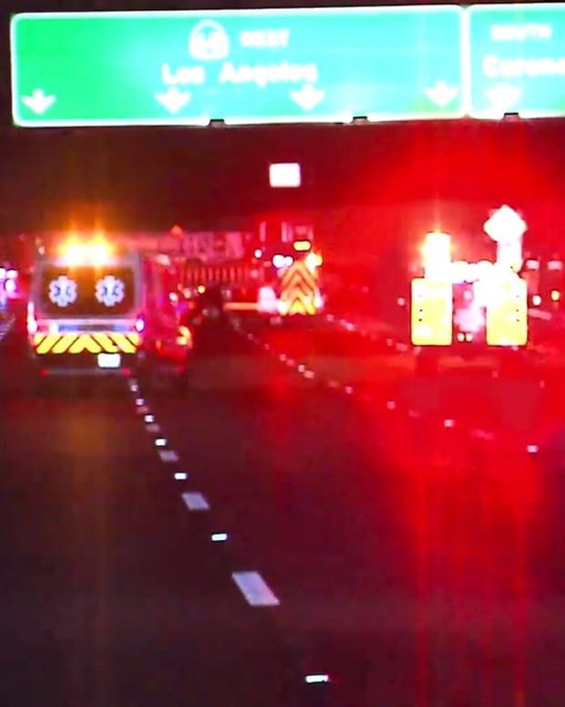 60 Freeway Shooting in Pomona