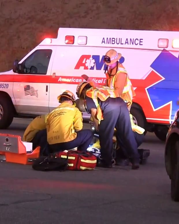 Teen Hit by Vehicle While Riding a Scooter