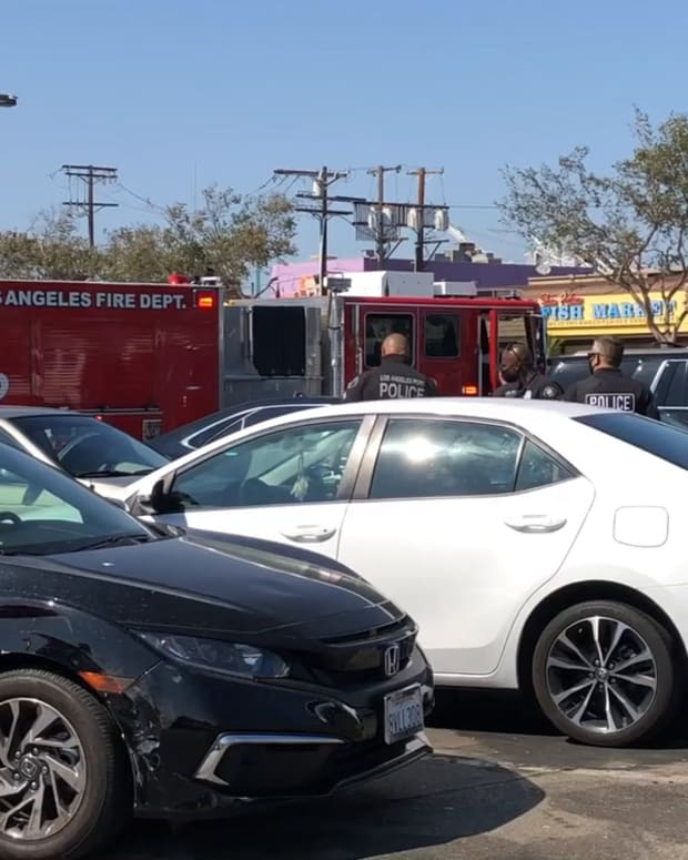Man Left Injured, Unconscious After Fight in Fish Market Parking Lot
