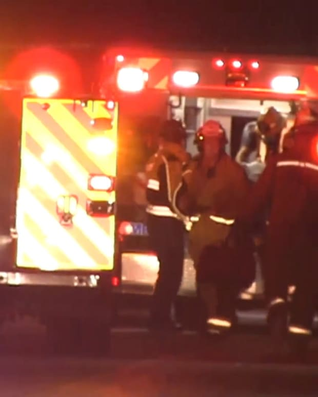 Driver Ejected from Vehicle After 14 Freeway Collision