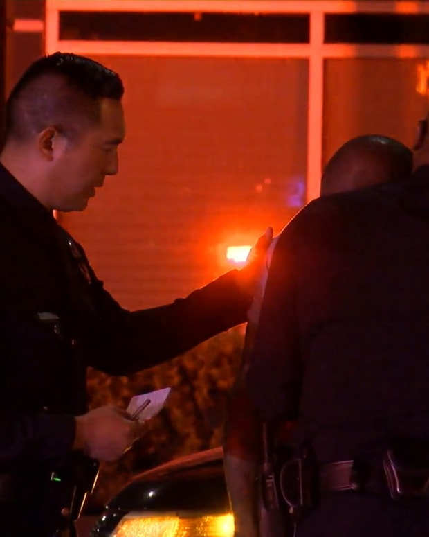 Delivery Driver Hospitalized After Koreatown Stabbing
