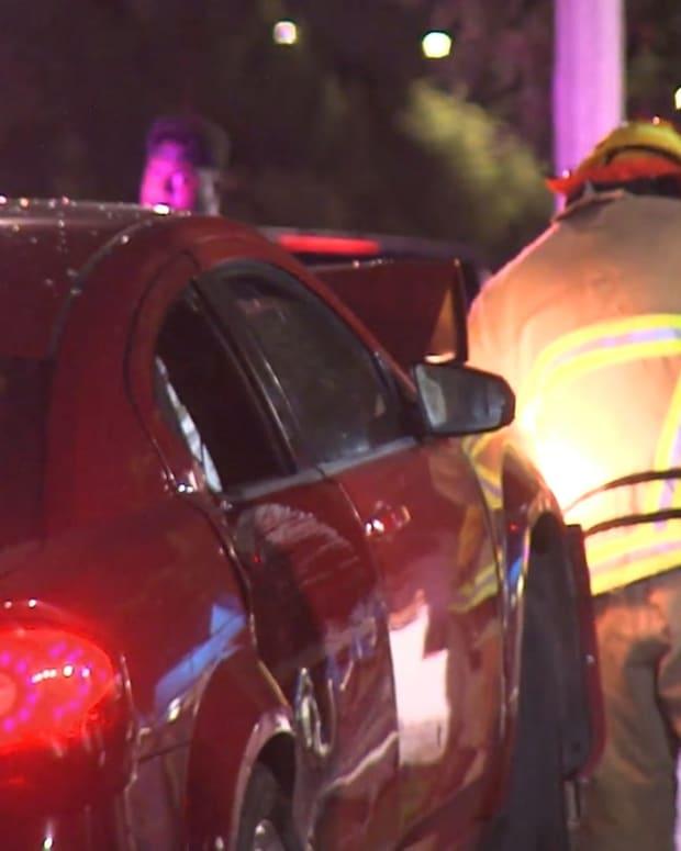 2-Vehicle Collision in Montclair