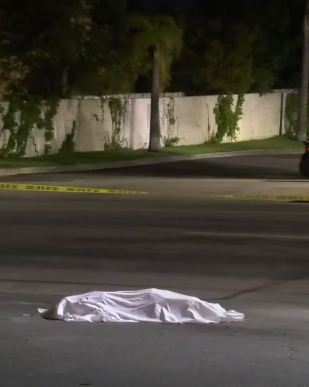 Person Struck and Killed in Sylmar Hit-and-Run Collision
