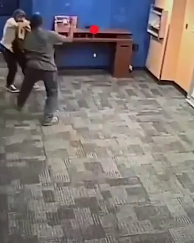 BANK ATTACK VIDEO