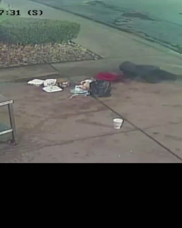 Cookout Armed Robbery