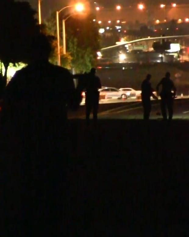 Palmdale Vehicle vs. Pedestrian Fatality