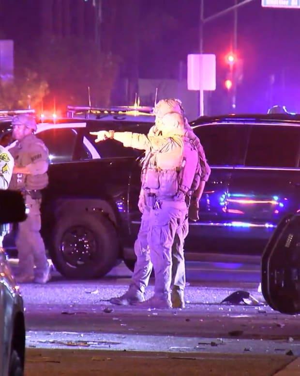 Deputy-Involved Shootings in Lynwood