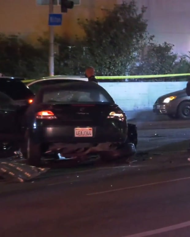 1 Dead After Human Trafficking Suspect Pursuit Ends in Collision