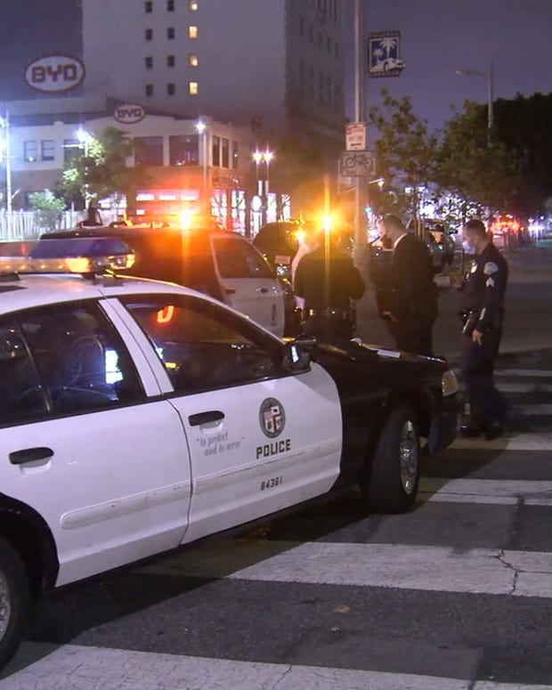Man Killed in DTLA Road Rage Incident