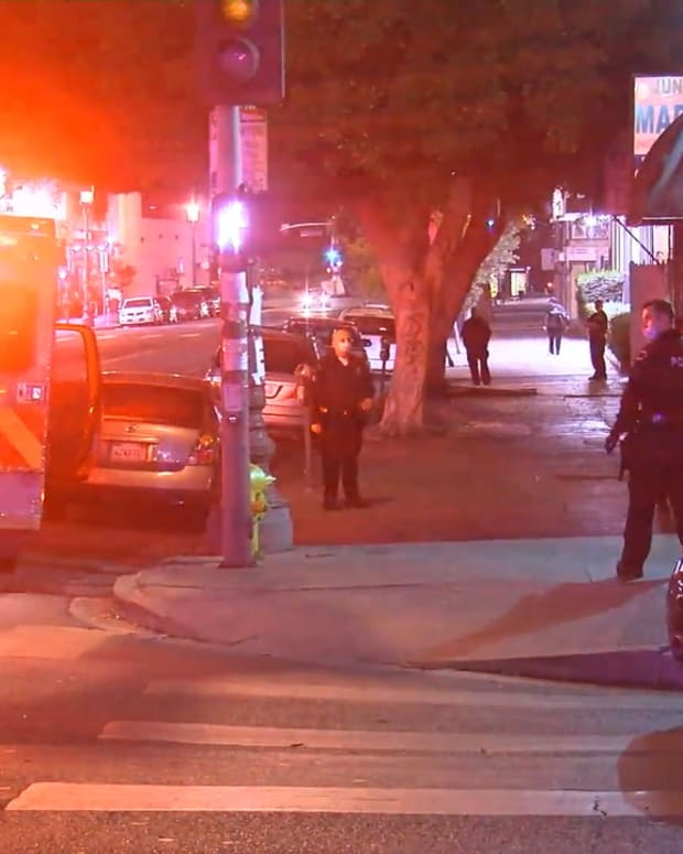 Hawthorne Boost Mobile Store Shooting