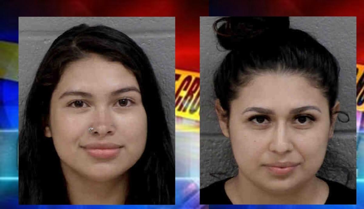 Ashly Zelaya and Roxana Mejia