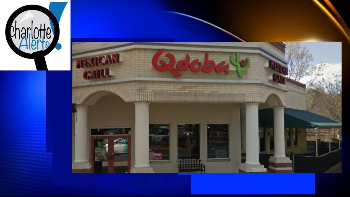 The Qdoba Mexican Grill had contaminated food