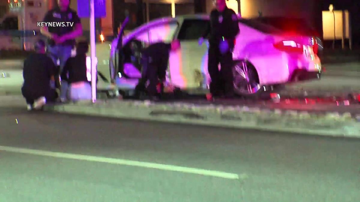 Fatal Car to Car Shooting in Pomona