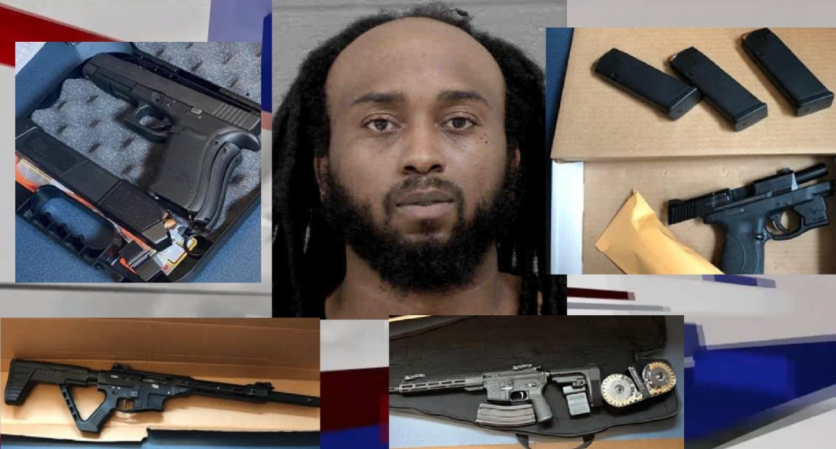 Willie Allen and all the guns that were in the house during the shooting